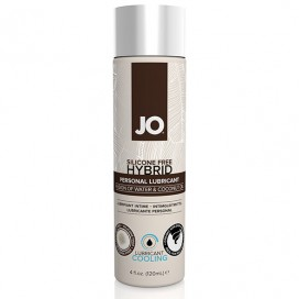Lubrikants System JO - Silicone Free Hybrid Coconut Cooling 120 ml
