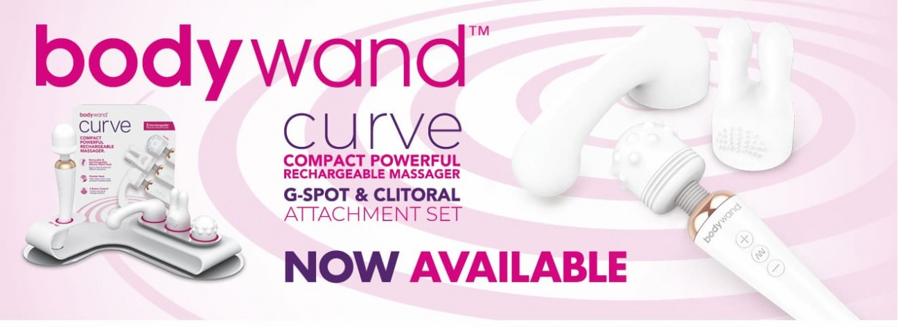 Set for G spot and clitor from Bodywand