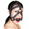 Masks and gags for BDSM